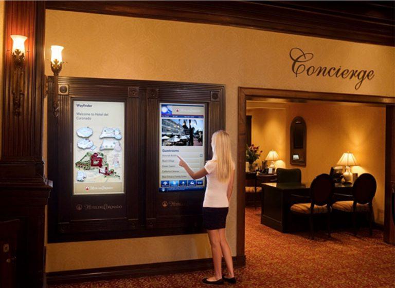 Реклама в готелях