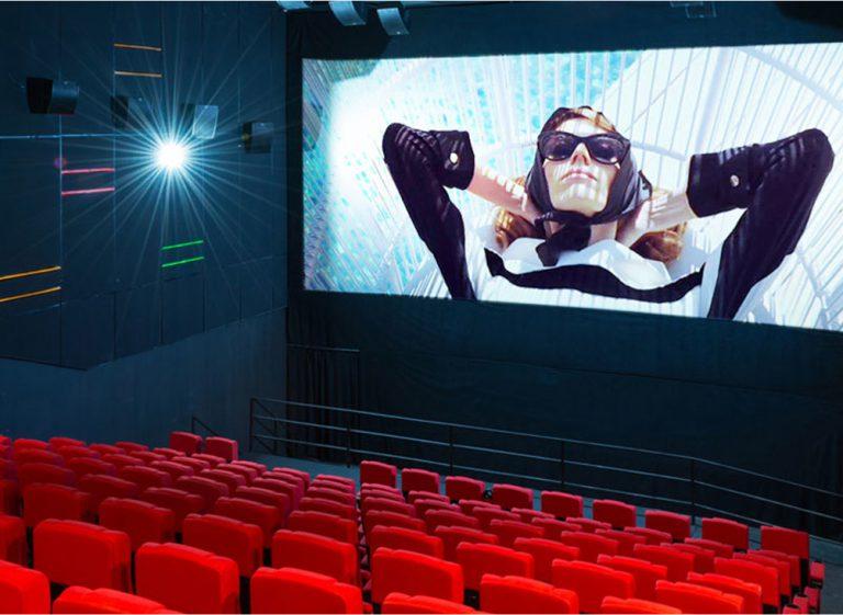 Розміщення реклами в кінотеатрах Києва